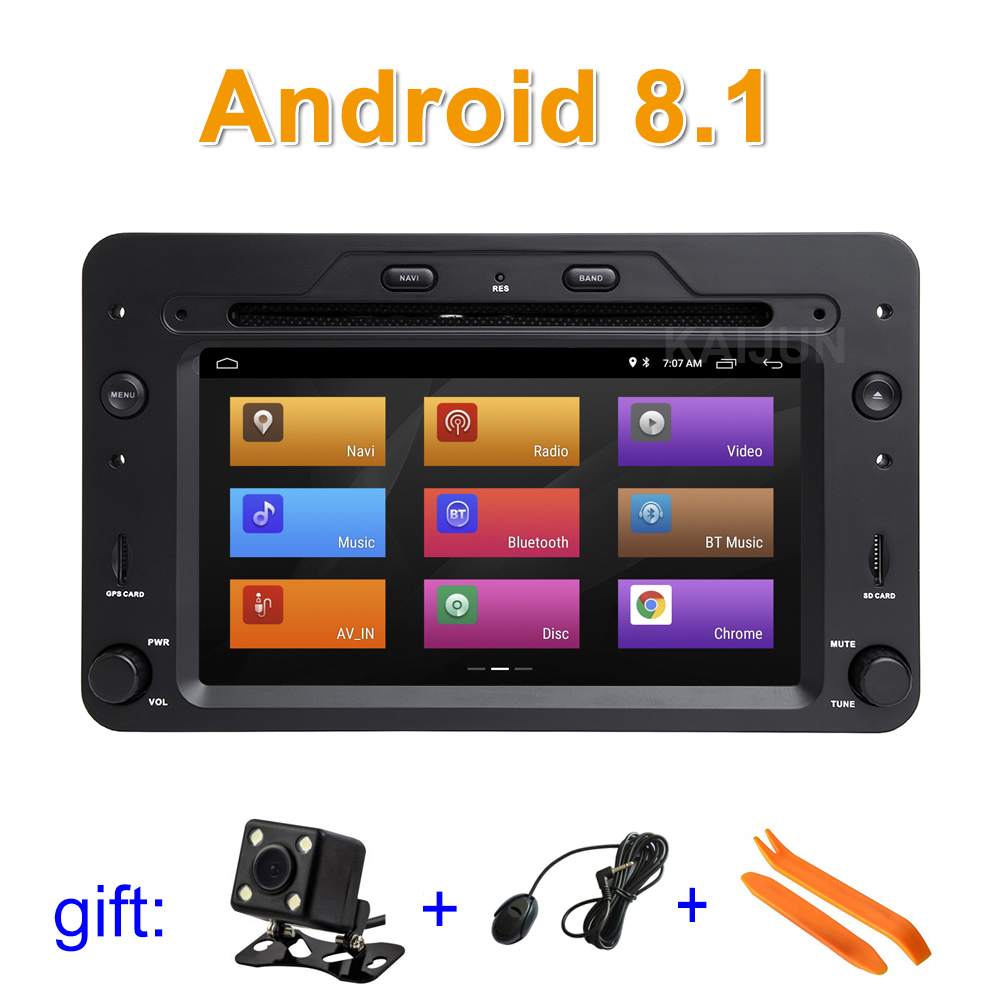 Android 8.1 Car DVD Multimedia Player for Alfa Romeo 159 Sportwagon Brera Spider with wifi BT GPS Radio stereo