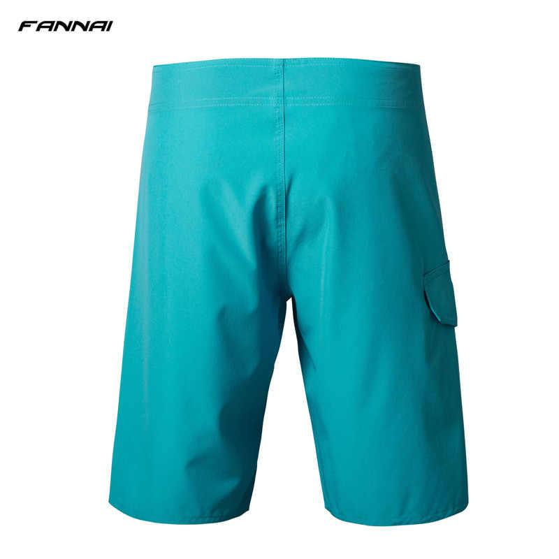 Mannen Zwembroek Badmode Voor Man Strand Board Shorts Zwemkleding Snel Droog Effen Running Sport Swim Broek Running Shorts