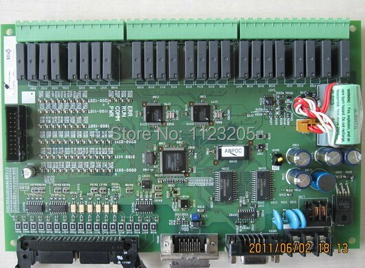 Travelmaster escalator mainboard CPM2B-60CDR-D-CH