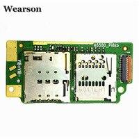 For Lenovo TB2 X30 TB2 X30L Sim Board New TB2 X30M Sim SD Card Slot Board