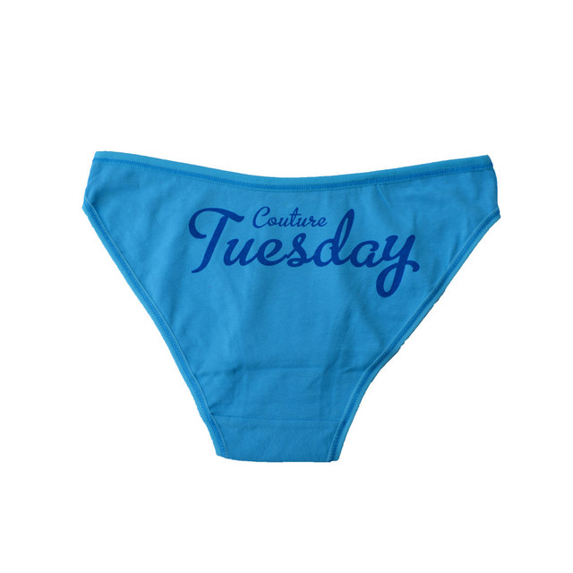 7 pcs Every Weekdays Cotton Panties