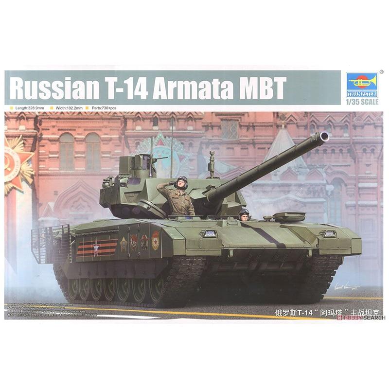 Panda Hobby 1//35 Russian T-14 Armata Object 148 Main Battle Tank