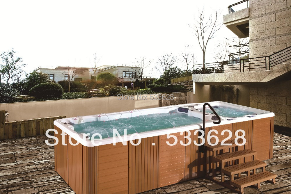 Swimming Spa Swim Spa Pool 5 8 Meters Long 8801 In Bathtubs Whirlpools From Home Improvement