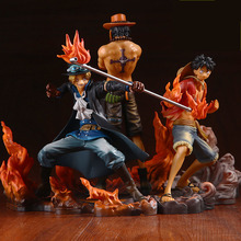 Ace | Luffy | Sabo Action Figure