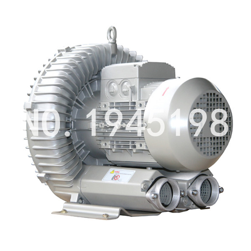 2rb710 7ah37 4kw 4 6kw Three Phase Air Blower Ring Blower