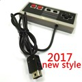 2017 new controller 1.5 Meter Replacement NES Controller Gaming Controller Gamepad Joystick For NES Classic Edition Mini NES