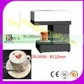 Полноцветная кофе печатная машина и цветок печатная машина  DHL /Fedex Бесплатная доставка