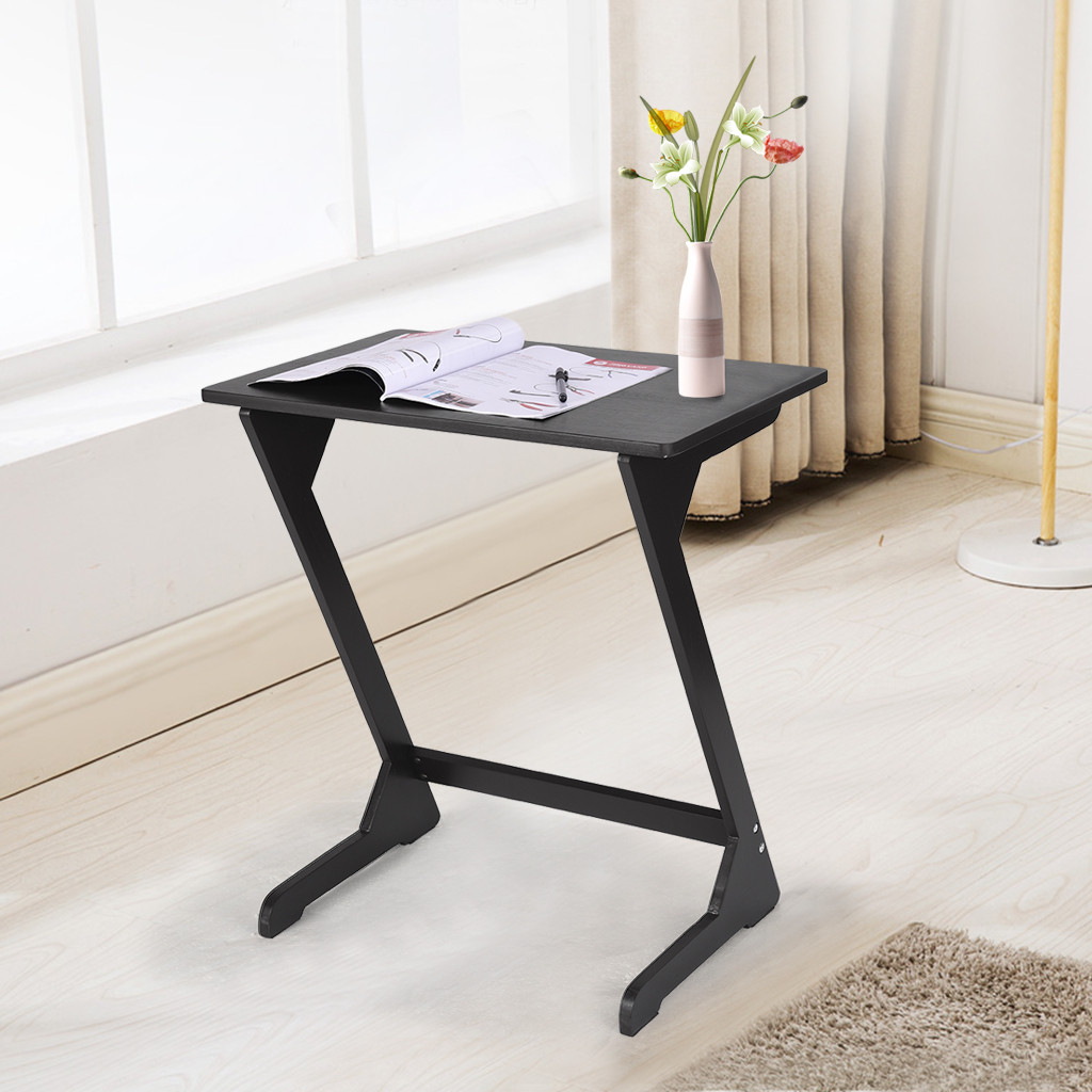 Bureau d'ordinateur Table de Canapé Plateau TV Canapé Bout de Canapé Table bureau d'ordinateur portable En Bambou Café Table bureau d'ordinateur portable de Bureau Debout de support d'ordinateur portable