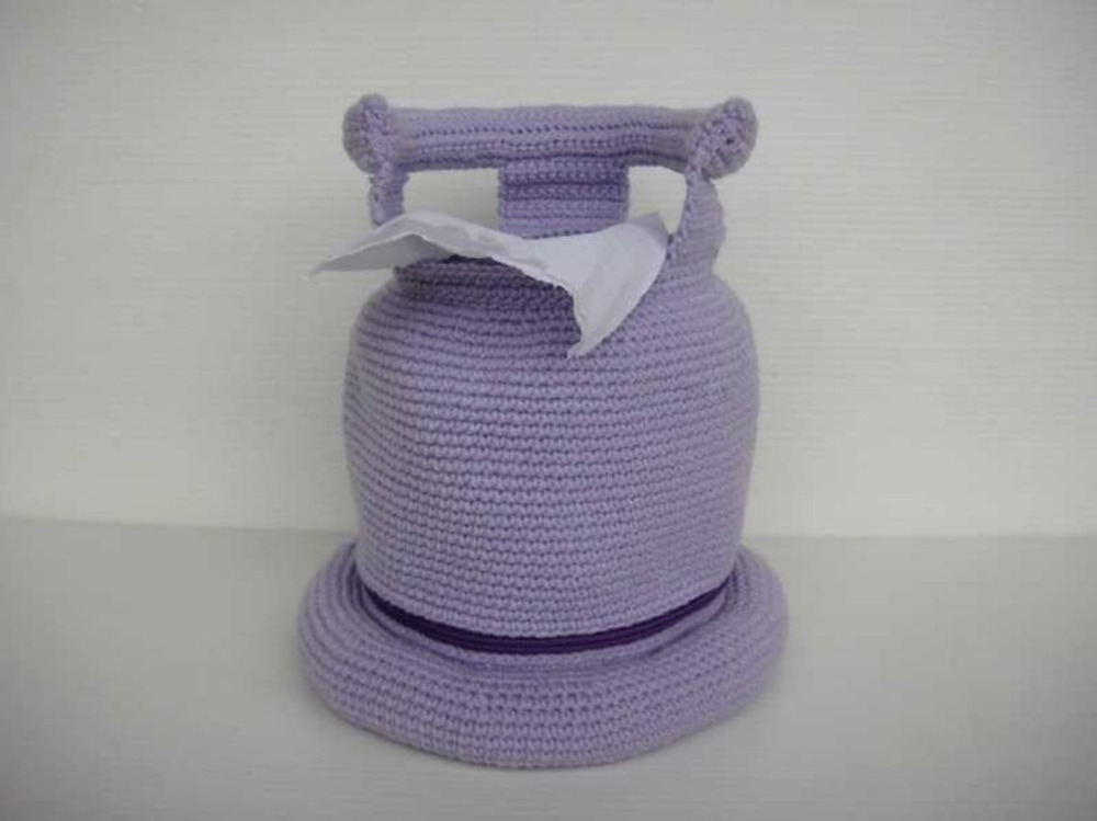Crochet Toys  Amigurumi  Baby Toy Cylinder Paper Box Model Number 157100