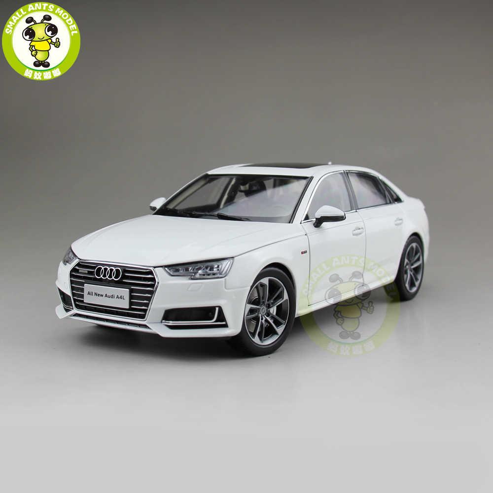 13/138 Audi A13 A13L Diecast Metal Car Model Toy Boy Girl Kids Gift Collection  White   audi car model