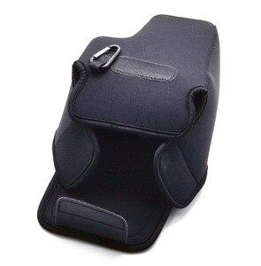 Image 3 - Przenośna kamera torba neoprenowa torba miękkie etui osłona na nikona P1000 kamery cyfrowe