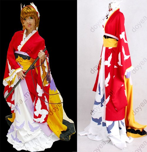 Cosplay Costume Tsubasa Reservoir Chronicle Princess