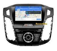 Roverone S200 Android 8,0 Автомобильный мультимедийный плеер для Ford Focus 3 2012 2013 2014 Авто Радио DVD Радио Стерео gps навигации