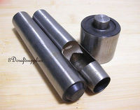 eyelet tools grommet eyelet punch die set for fabric leather clothing 17 mm S10