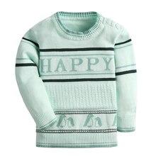 Приток winterchild casaco геометрическая пуловеры покроя свободного печать свитер девушка мальчик