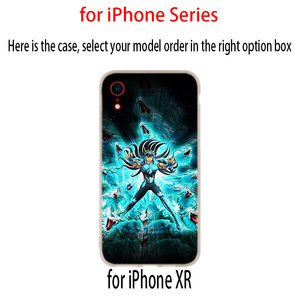 Image 5 - Saint Seiya soft Case for iPhone 12 11 Pro X XS Max XR 8 7 6 Plus 5s SE 2020 S 6.1 Mini Cover