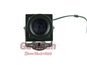 Image 2 - Nuovo Arrivo Mini Macchina Fotografica del CCTV Ad Alta Risoluzione Sony Effio E 700TVL 25 millimetri Consiglio Lens di Sicurezza Scatola di Colore CCTV macchina fotografica