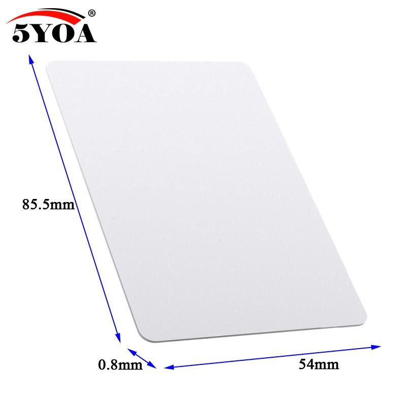 50pcs EM4305 T5577 Blank Card RFID Chip Cards 125 khz Copy ...