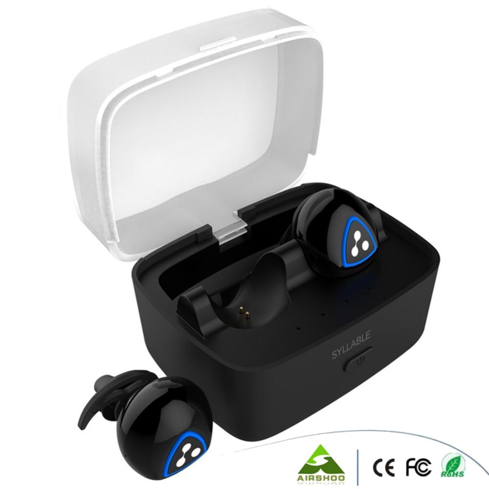 100% Original Syllable D900S Bluetooth ստերեո - Դյուրակիր աուդիո և վիդեո - Լուսանկար 2