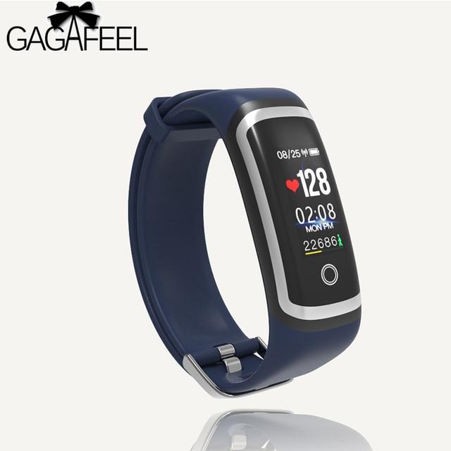 GAGAFEEL New M4 Smartband Heart Rate Blood Pressure Monitor Sleep Tracker Sport