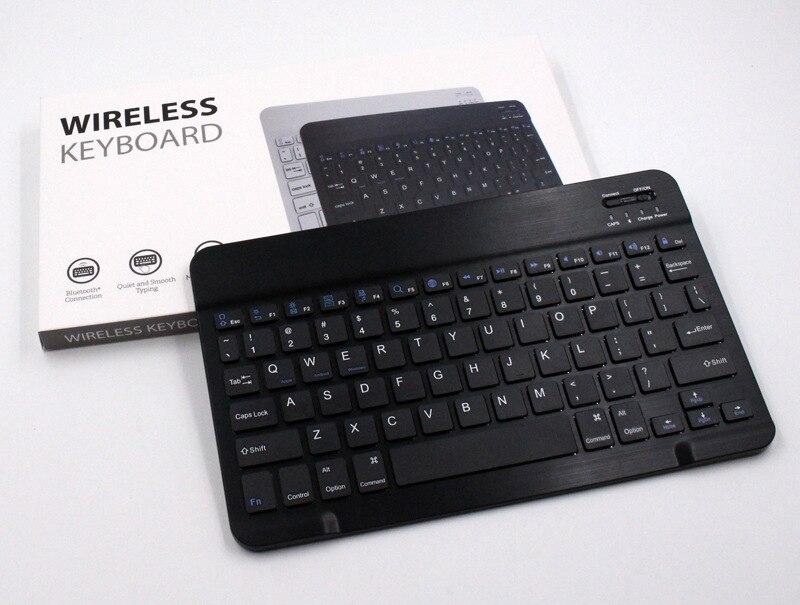 KuWfi Ultra Mini Wireless Keyboad slim Bluetooth 3.0 For Ipad Android SmartPhone Windows Laptop Tablet