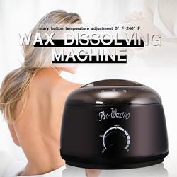 Blue ZOO мини воск растворяющая машина эпиляция для удаления волос воск аппарат для разогрева воска горшок бикини депиляция спа инструменты