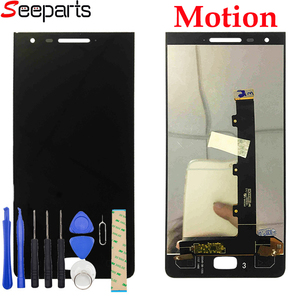 """Image 1 - 5.5 """"dla wyświetlacza Blackberry Motion LCD montaż digitizera ekranu dotykowego dla BlackBerry Motion LCD z części wymienne do ramy"""