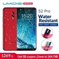 UMIDIGI S2 Pro Full Screen Mobile Phone Original New Smartphone Coming On October