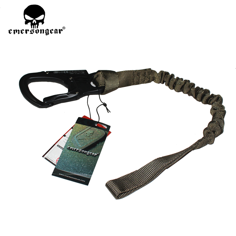 Emersongear Yates Navy FG SEAL Save Sling Airsoft gear Military Combat Gear Paintball Equipment EM8891 Black