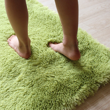 Maison solide tapis de bain tapis de bain 50 * 80 cm / 19.68 * 31.49in