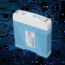 цена на MDR-20-24 DC 24 Din Rail Power Supply Single Output Switch Power Supply