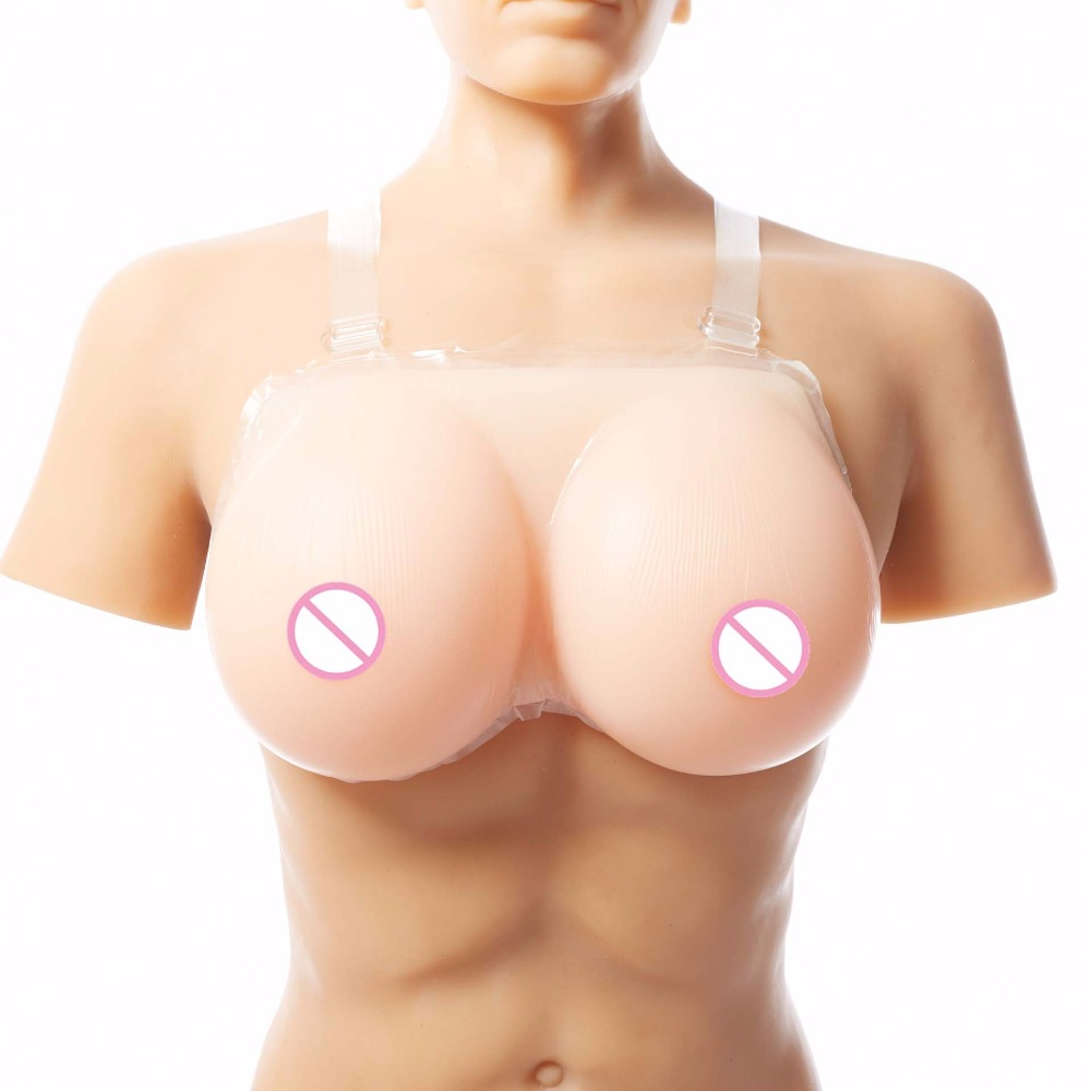 1 Pair 800g 36C Cup Realistic Fake Silicone Breast Forms Artificial Boobs Tits faux seins for Man vagina transgender drag queen 1pair 1000g d cup beige drop fake silicone breast form insert artificial soft touch boobs forms tits enhancer bra pad for woman