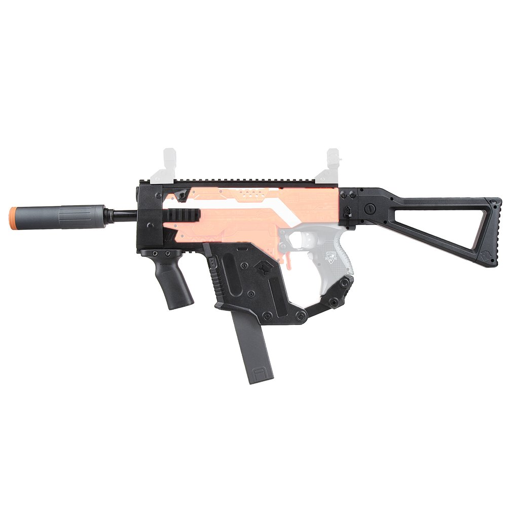 3D Printing Modularized Fashionable Style Mod Kriss Vector Kits Combo 12 Items Compatible for NERF ELITE STRYFE Toys3D Printing Modularized Fashionable Style Mod Kriss Vector Kits Combo 12 Items Compatible for NERF ELITE STRYFE Toys