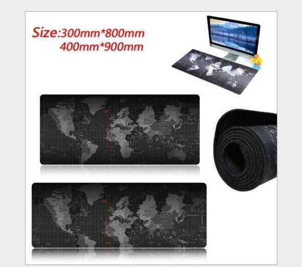 Super gran tamaño 900X400MM / 1000X500MM ANTIGUO mousepad de - Periféricos de la computadora - foto 2