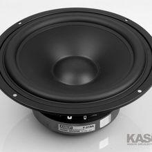 Speaker-Unit KASUN Woofer F-218A 1PCS Max-Diameter 8''-Paper 218mm 39hz Fs PP Cone-8ohm/140w