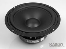 "2PCS New KASUN F-218A 8"" Paper Woofer Speaker Unit PP Cone 8ohm/140W Max Diameter 218mm Fs 39Hz"
