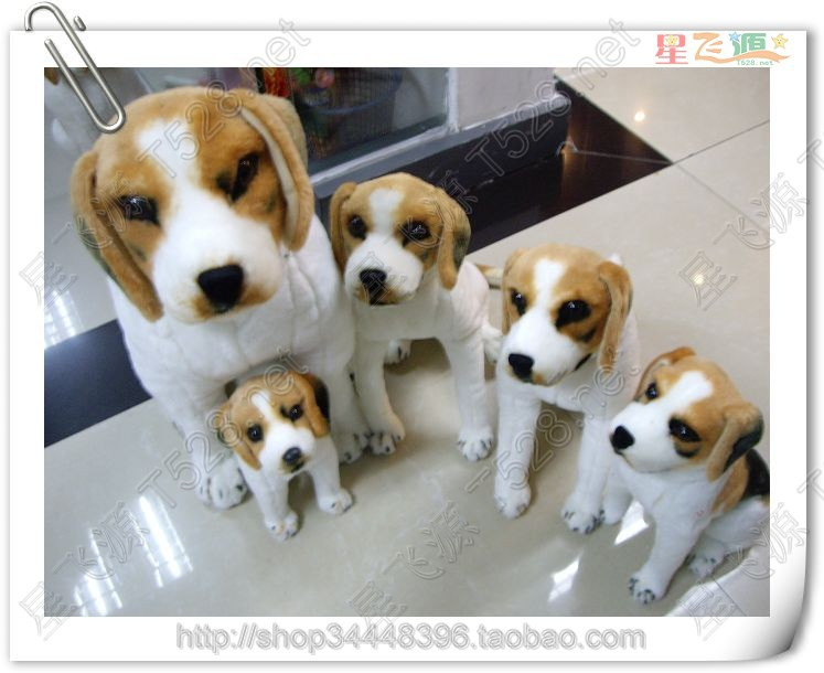 simulation animal 70cm squatting Beagle dog plush toy doll gift k0550 super cute plush toy dog doll as a christmas gift for children s home decoration 20