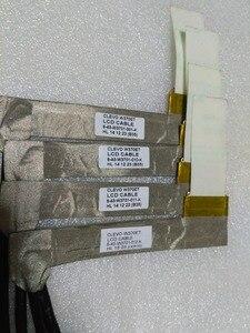 free shipping New Original in stock CLEVO W370ET LCD CABLE 6-43-w3701-010-K 6-43-w3701-011-K 6-43-W3701-012-K 6-43-W3701-001-K(China)
