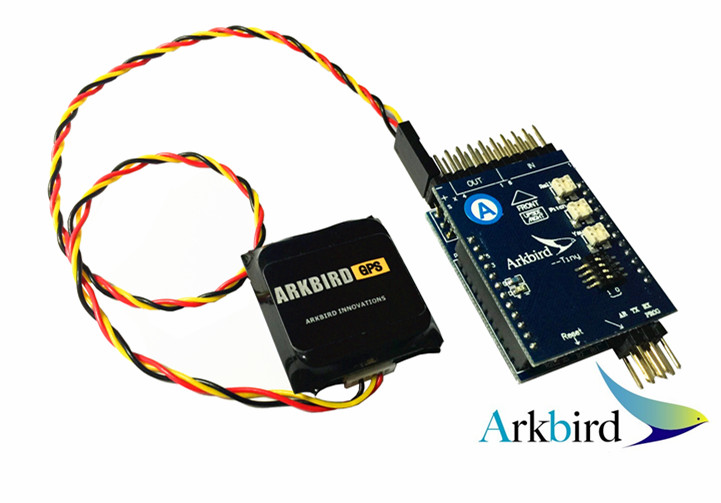 ARKBIRD-Tiny Balancer Airplane FPV Fixed-wing Flight Controller Board Tilt Angle (Not Including The GPS)