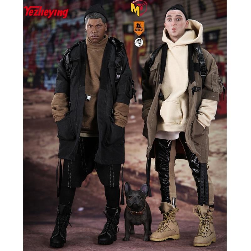 MCCToys 1 6 Scale Mr Zhu Mini Wardrobe MCC012 13 High Street Kids Suit Hip hop