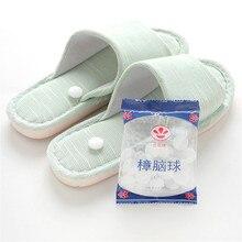 20 шт./1 мешок нафталин mothball натуральный камфорный шар шкаф для обуви удаление запаха насекомых-стойкая моль-proofing mouldproof