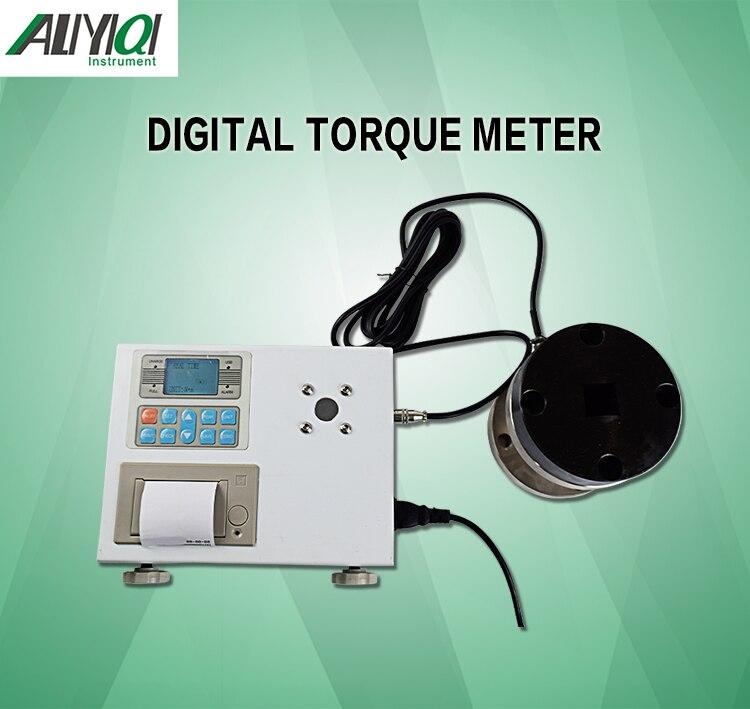 Цифровой измеритель вращающего момента с принтером(ANL-2000P) 2000н. м