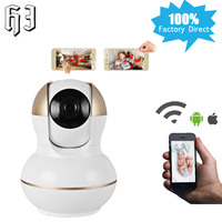 VStarcam YHT E3 IP Camera Home Security WiFi Camera Night Vision Infrared Two Way Intercom 960P