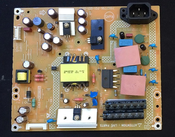 715G7796-P01-000-001H Good Working Tested
