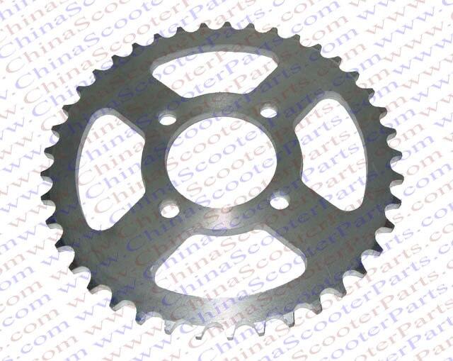 37 Tooth 420 58mm Rear Sprocket XR50 CRF50 CRF70 Pit Dirt ATV Quad Ko Gart Bike 50CC 70CC 90CC 110CC 125CC 140CC 200CC 250CC