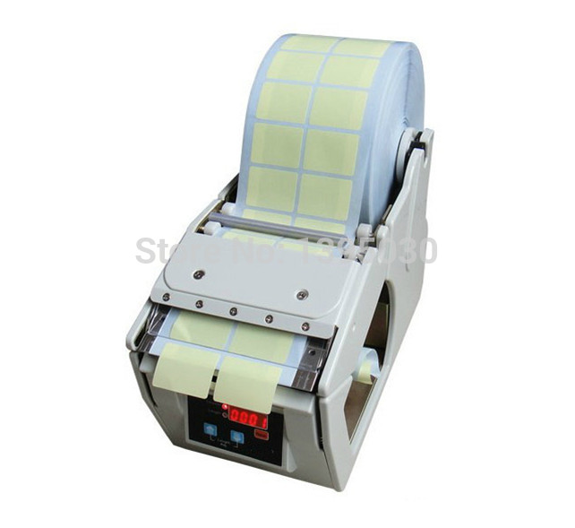 1pc x 130 automatic label stripping machines labeler. Black Bedroom Furniture Sets. Home Design Ideas