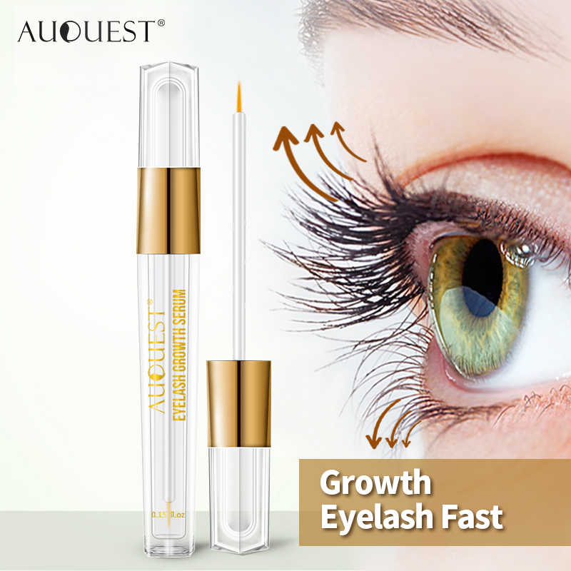 b6977e5fd09 11.11 New Arrival AuQuest Eyelash Growth Serum Eyelash Enhancer Rapid Lash  Essence Thicker Fuller Darker Longer