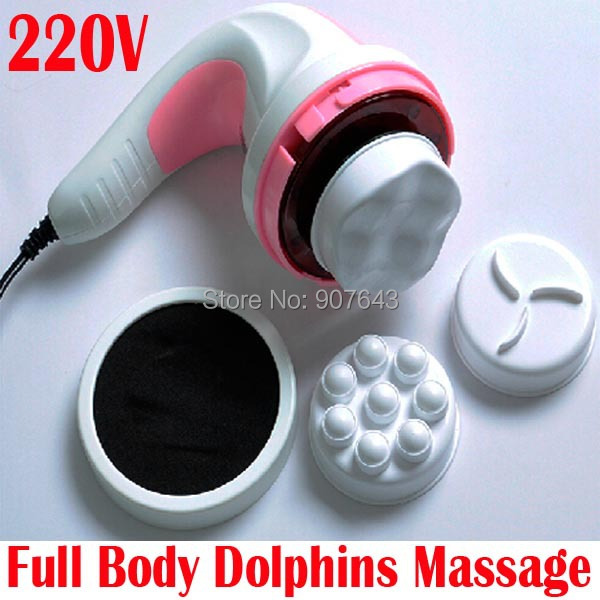 NEW electric Full Body Weight Fat loss auto slimming Wrap dolphins Massager Relax Spin Tone healthy care Beauty massage device body slimming relax massage new dance pad non slip dancing step dance game mat pad for pc blanket relax tone leisure recreation