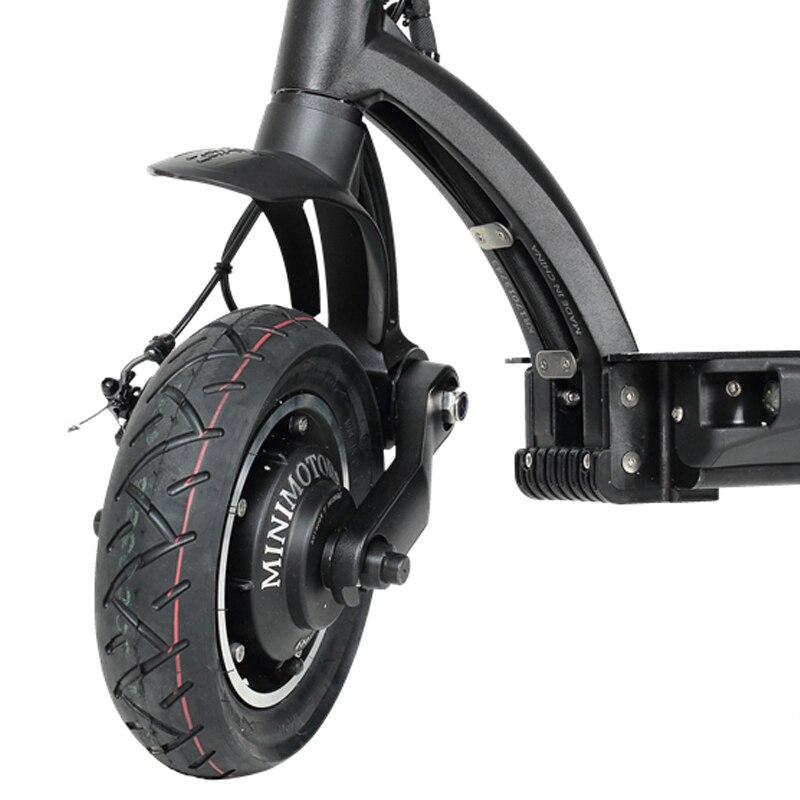 Universal 10 Zoll Luftreifen für Elektrische Kick Motorroller Dualtron und Speedway 3 mit Schlauch 10x2,5 aufblasbaren Reifen