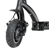Universal 10 Inch Pneumatic Tire For Electric Kick Motor Scooter Dualtron And Speedway 3 With Inner
